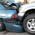 Accidente por Alcance